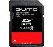 Фото Qumo SDHC Card Class 10 8Gb