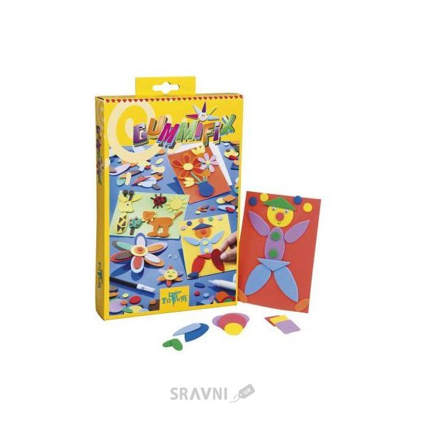Фото Totum Creativity Large Gummifix (20238)