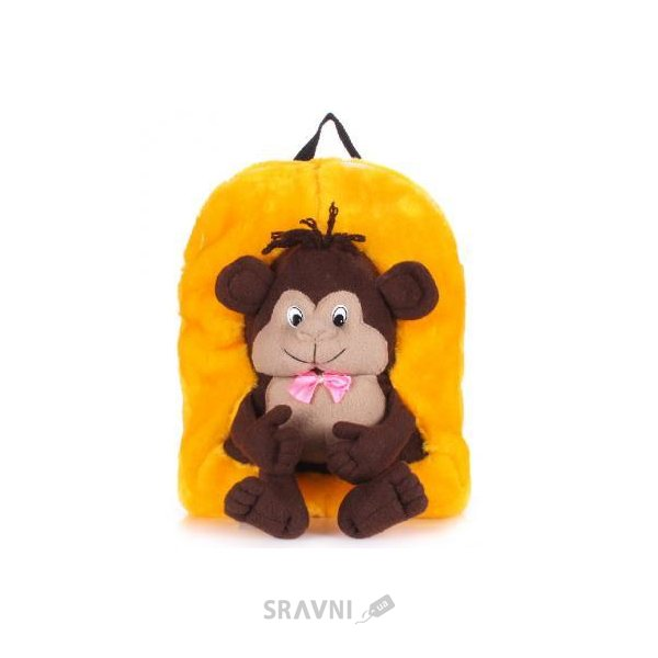 Фото Poolparty Kiddy-Backpack-Monkey