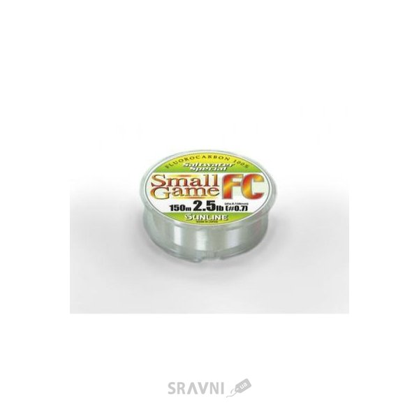 Фото Sunline Small Game FC (0.128mm 150m 1.0kg)