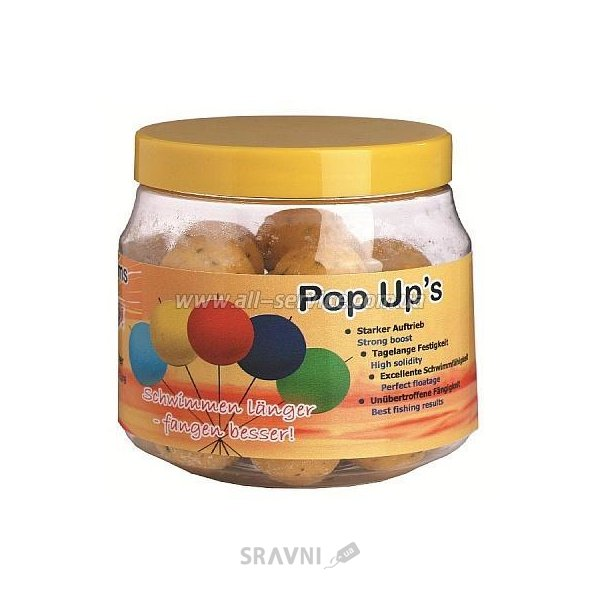 Фото Top Secret Бойлы PopUps Scopex 20mm 100g