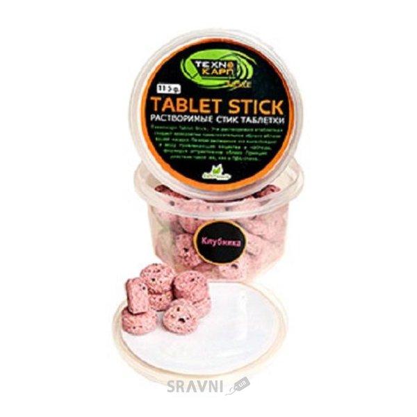 Фото ТехноКарп Растворимая таблетка «Tablet Stick» (Клубника)