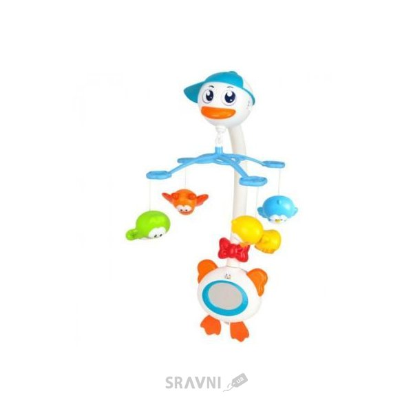 Фото Huile Toys Лебедь (858)