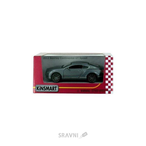 Фото Kinsmart Bentley Continental GT Speed (KT5369W)