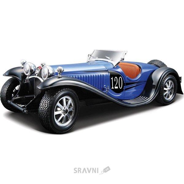 Фото Bburago Bugatti Type 55 1932 (18-25035)