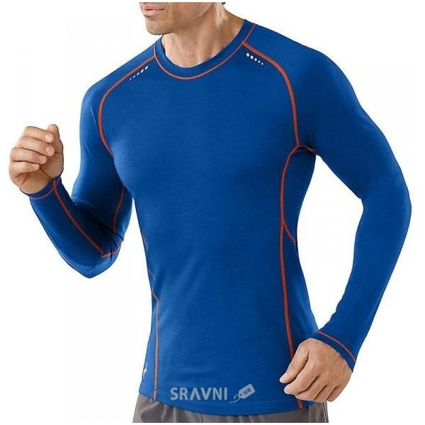 Фото Smartwool Термо футболка men's PHD Ultra Light Long sleeve