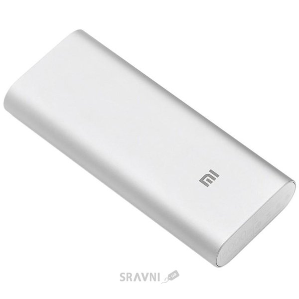 Фото Xiaomi Power Bank 16000mAh (NDY-02-AL) Silver
