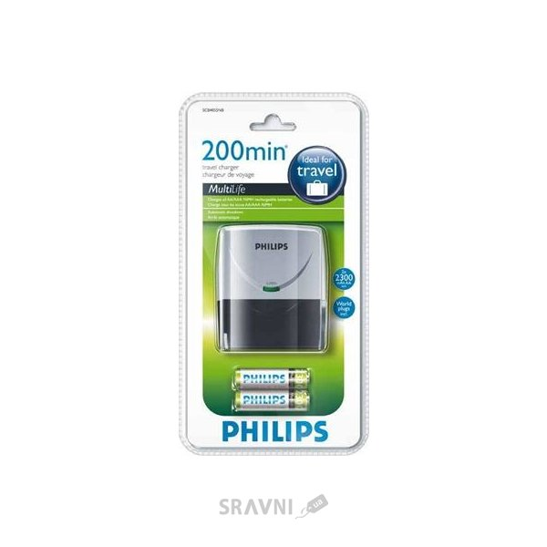 Фото Philips MultiLife SCB4055NB
