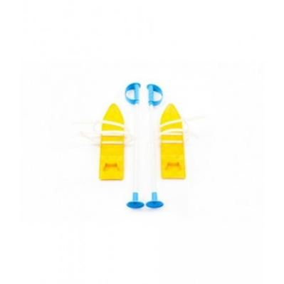 Фото Marmat Лыжи С Палками Marmat Детские Пластиковые,