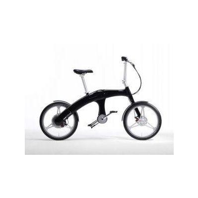 Фото Гибридный велосипед Mando Footloose 20' (черный) Ц