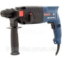 Цены на Bosch GBH 2-24 DSR Перфоратор Перфоратор Bosch  Общие характеристики Производитель Bosch Тип Перфоратор Питание Сеть Мощность, Вт 680 Тип патрона SDS-plus Реверс есть Регулятор оборотов есть Скорость вращения, об/мин 870 Скорость удар, фото
