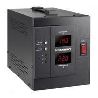 Цены на Стабилизатор Greenwave Aegis 3000 Digital, черный GREENWAVE, фото