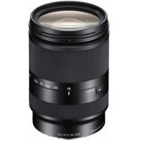 Цены на Объектив Sony 18-200LE mm f/3.5-6.3 для камер NEX SONY, фото
