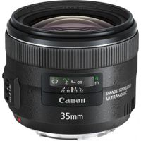 Цены на Canon Canon EF 35mm f/2.0 IS USM 5178B005 Canon EF 35mm f/2.0 IS USM в магазине гаджетов и электроники Фундук. Объективы Canon по лучшим ценам!, фото