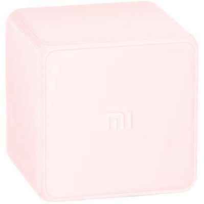 Фото Xiaomi Mi Smart Home Magic Cube Pink
