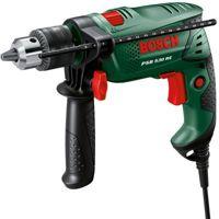 Цены на Bosch Дрель ударная Bosch PSB 530 RE Compact Мощность - 530 Вт Скорость вращения - 3000 об/мин Патрон: ключевой Диаметр патрона - 13 мм 20104517, фото
