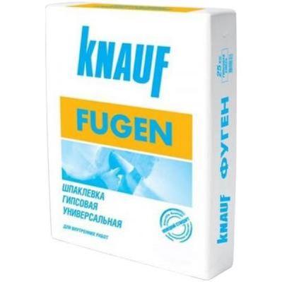 Фото Knauf Шпаклевка Knauf Fugenfuller 25 кг Финишная г