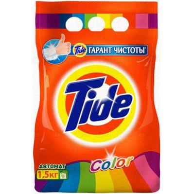 Фото Tide Стиральный порошок Автомат Color 1,5 кг