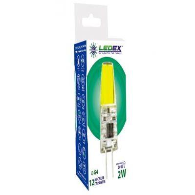 Фото Светодиодная Лампа Капсульная 2W G4 LEDEX Premium!