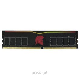 Exceleram 8GB DDR4 3000MHz Color Red (E47053A)
