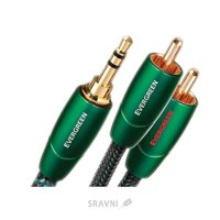 Фото AudioQuest Evergreen 3.5mm-RCA 1m (EVERG01MR)