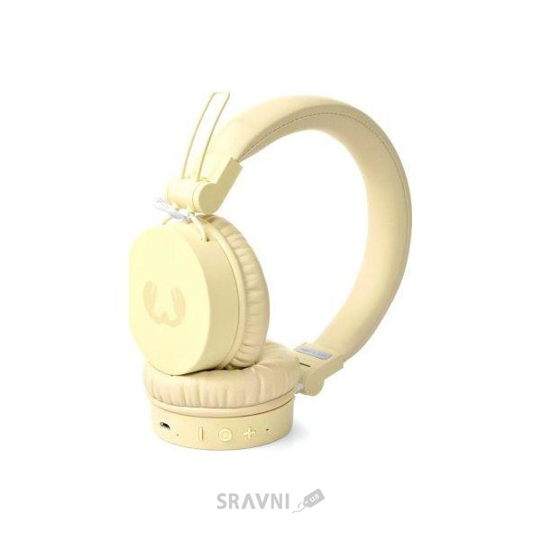 Наушник Fresh 'n Rebel Caps BT Wireless Headphone On-Ear Buttercup