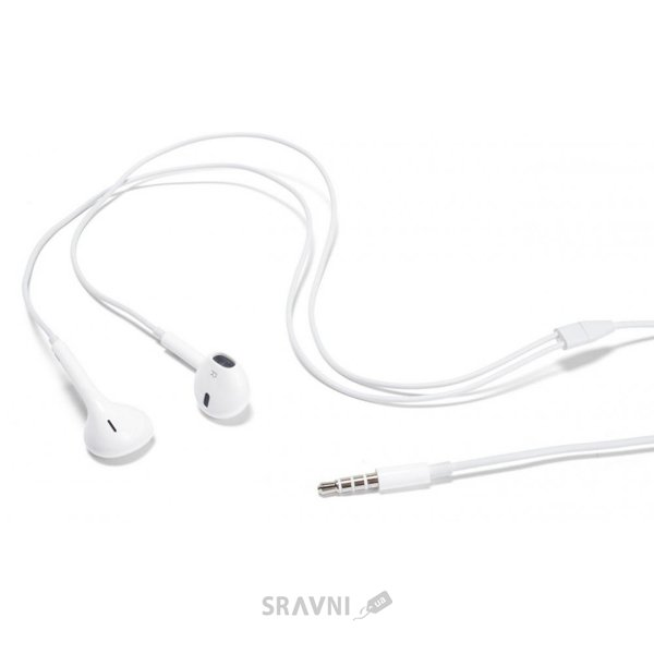 Наушник Apple EarPods MD827ZM/A