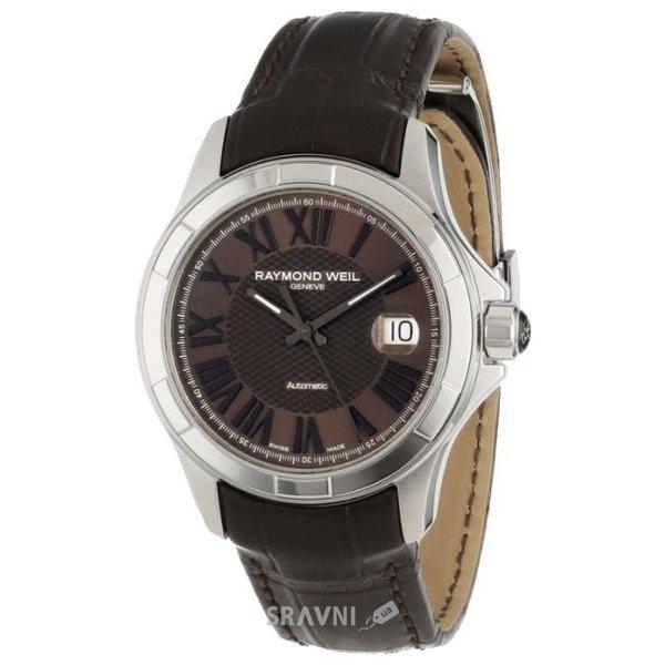 Наручные часы Raymond Weil - цены в Киеве в интернет-магазинах на ... d98134cf41756