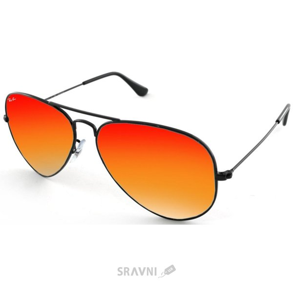 Солнцезащитные очки Ray-Ban Aviator Flash Lenses (RB3025 002 4W) 68fd7843410c6