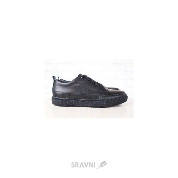 Другие Мужские туфли сникеры черные D2716 - купить в Киеве Другие ... 4edbdfb3da2