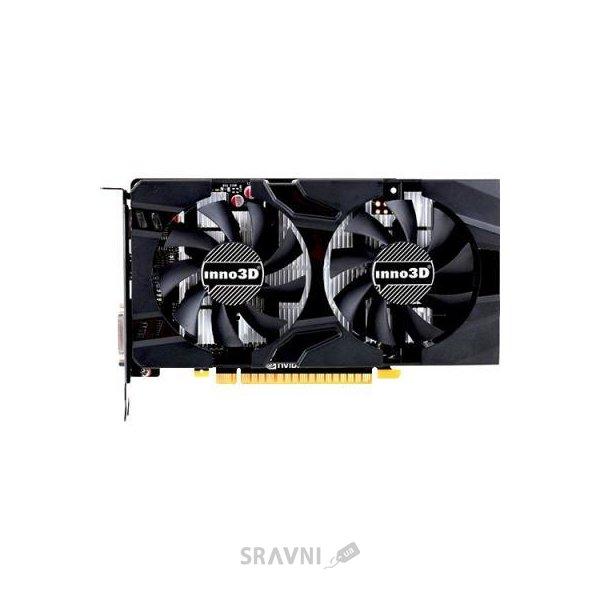 Inno3D GeForce GTX 1050 Ti Twin X2 4Gb (N105T-1DDV-M5CM) - купить в ... 7a9778a3b6ca9