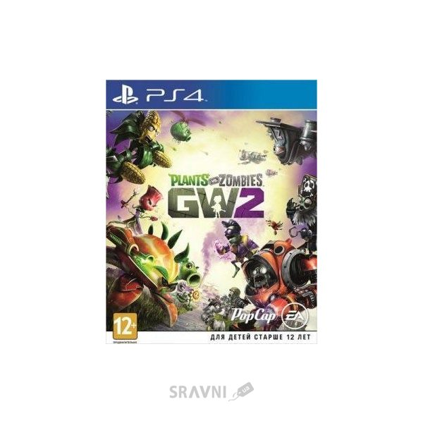 Игру для приставок Plants vs. Zombies Garden Warfare 2 (PS4)